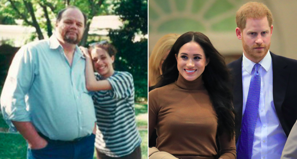Thomas Markle doesn't think Meghan will ever see him again (Splash/Getty)
