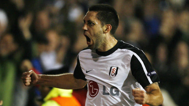 <p>Juventus won the first-leg of this Europa League tie and scored early on in the second leg to make it 4-1 on aggregate, but what happened next Fulham fans couldn't have dreamed of.</p> <br><p>Bobby Zamora levelled the score for Fulham, before Fabio Cannavaro was sent off for a foul on Zoltan Gera. This and a cool finish from Gera put the tie in Fulham's favour.</p> <br><p>A penalty from the Hungarian made it 3-1 on the night, and 4-4 on aggregate. Clint Dempsey produced a delightful Cantona-esque chip from 18 yards with his back to goal to win the tie for Fulham, making it 4-1 on the night and securing a famous victory for Roy Hodgson's side.</p>