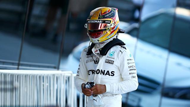 Valtteri Bottas' Russian Grand Prix victory left Mercedes delighted, but Lewis Hamilton's side of the garage was far quieter.