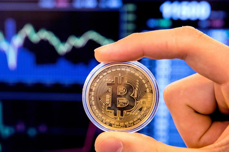 Bitcoin: A company in Russia has launched a helpline for investors: AFP/Getty Images