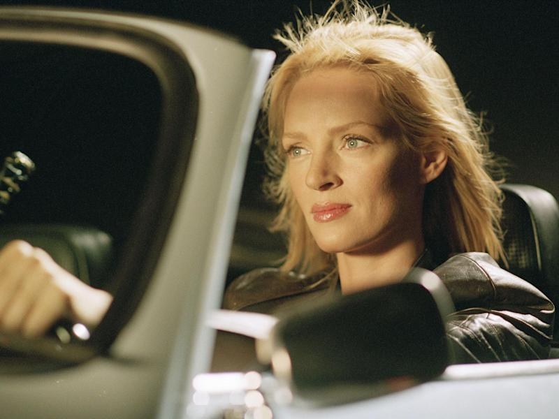 Uma Thurman alleged that director Quentin Tarantino made her drive an unsafe rather than use a stunt double in 'Kill Bill: Volume 1': Rex