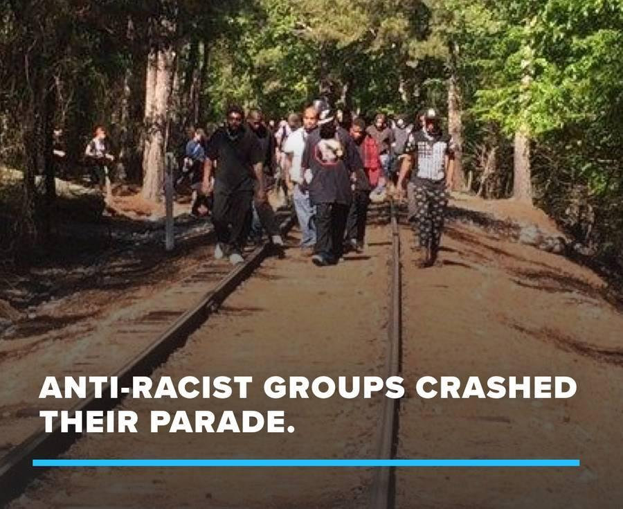There Was a Massive White Power Rally in Georgia — And It Backfired Spectacularly
