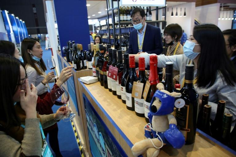 Chinese vineyards might benefit from the tariffs, but they do not yet produce enough high-quality wine to fully take advantage of the opportunity