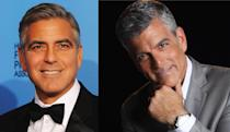 <p>Tensions are brewing between two coffee companies, thanks to this Georgey Clooney doppelganger. Nespresso, of which George Clooney is the face of, is suing Israeli Espresso Club for hiring Clooney-lookalike David Siegel to act in an advetisement. [Photo: Getty/Facebook] </p>