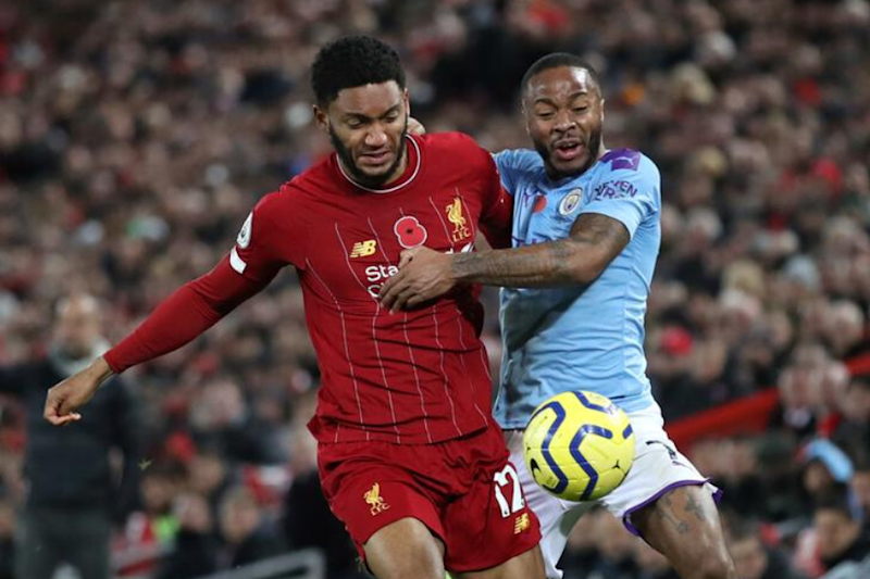 Juergen Klopp says Joe Gomez 'Better Than Good' after Raheem Sterling Clash