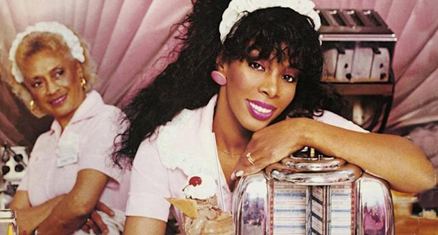 Donna Summer offers the ultimate Labor Day jam.