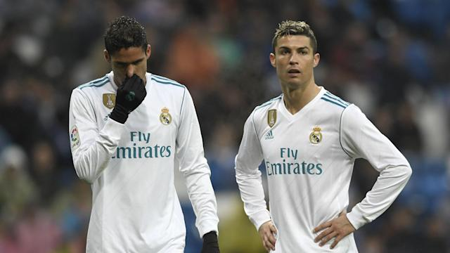 The Los Blancos defender stressed he wasn't being disrespectful, but rather showing character by calling out his former star teammate