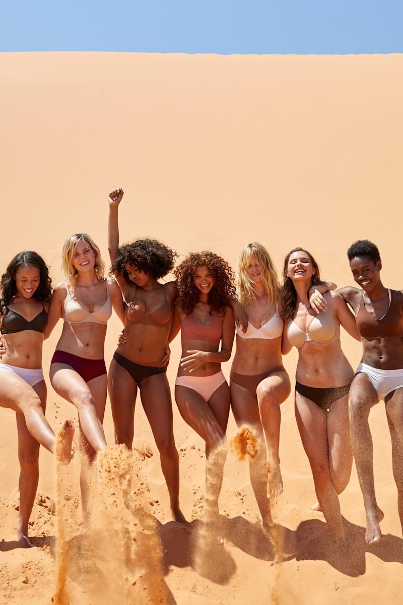 High kicks for inclusion. (Aerie)