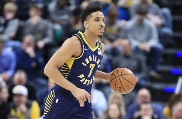 Due to both the coronavirus and the Black Lives Matter movement, Malcolm Brogdon said there are several players considering sitting out the rest of the season. (Andy Lyons/Getty Images)