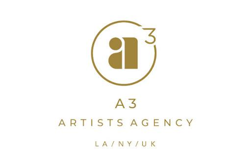 Abrams Artists Rebrands as A3 Artists Agency