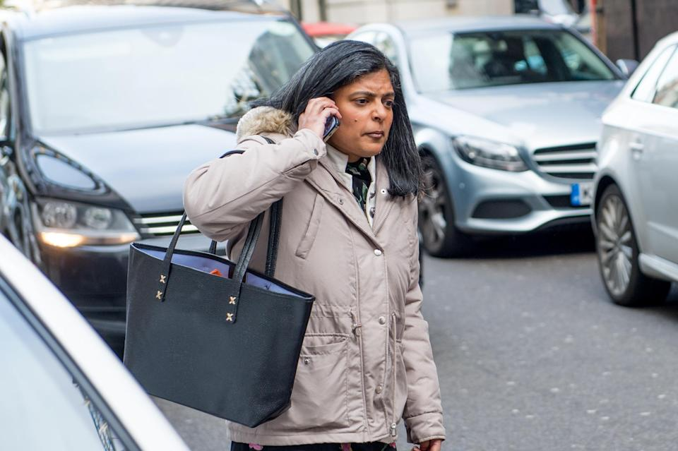 A group of cross-party MPs voted 213 to 47 to allow Labour's Rupa Huq to introduce the bill. (Getty)