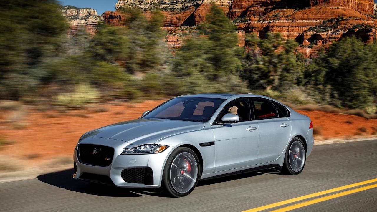 <p><strong>2019 Jaguar XF:</strong></p> <p>Retail Price: <strong>$68,620</strong><br /> Average Transaction: <strong>$58,045</strong><br /> Savings: <strong>$10,575</strong><br /> Percentage Discount: <strong>15.4%</strong></p> <hr /> <p><strong>2019 Jaguar F-Pace:</strong></p> <p>Retail Price: <strong>$53,686</strong><br /> Average Transaction: <strong>$46,260</strong><br /> Savings: <strong>$7,426</strong><br /> Percentage Discount: <strong>13.8%</strong></p> <hr /> <p><strong>2019 Jaguar XJ:</strong></p> <p>Retail Price: <strong>$78,852</strong><br /> Average Transaction: <strong>$68,556</strong><br /> Savings: <strong>$10,286</strong><br /> Percentage Discount: <strong>13%</strong></p> <hr /> <p><strong>2019 Jaguar I-Pace:</strong></p> <p>Retail Price: <strong>$79,653</strong><br /> Average Transaction: <strong>$70,697</strong><br /> Savings: <strong>$8,956</strong><br /> Percentage Discount: <strong>11.2%</strong></p>