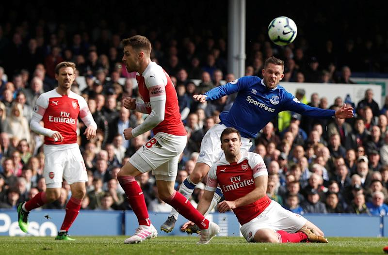 Arsenal Manager Emery Names One Player who Performed well Against Everton