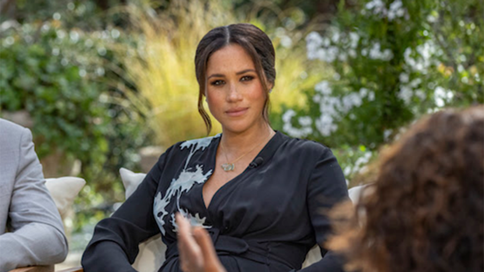 Meghan Markle has taken her complaint against Piers Morgan to next level - and he's not happy about it. Photo: CBS.
