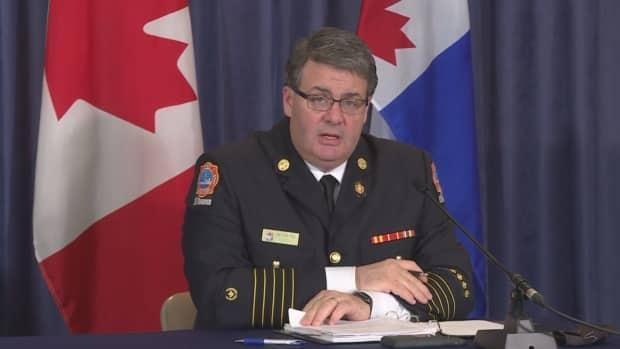 Fire Chief Matthew Pegg, the city's emergency management and COVID-19 incident commander, says Toronto is about to open another 20,000 appointments at the clinics it operates for the week of May 17.