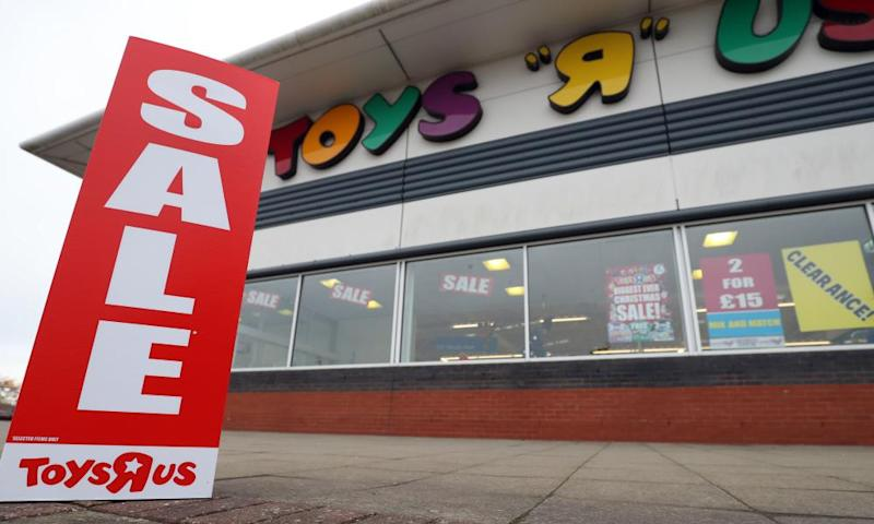 Toys R Us is to close a third of its UK stores after Christmas. 'It was just too big, way too dreamlike and always just slightly too far away to be part of real life.'