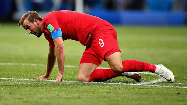 England players had more to cope with than some aggressive Tunisia defending, as captain and match-winner Harry Kane revealed.