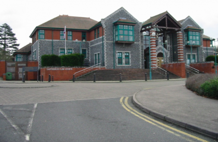 Emily-Jo Banks was sentenced to 18 months in prison at Canterbury Crown Court (Wikipedia)