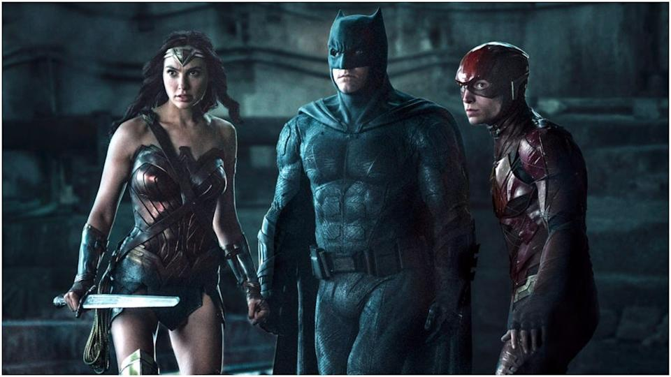 """A movie with Wonder Woman, Batman, Superman, and the Flash should have been an easy $1 billion for WB when compared to Marvel's """"The Avengers."""""""