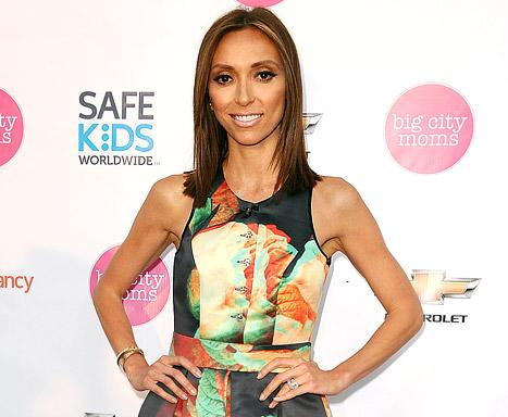 """Giuliana Rancic: I Used to Want a Big Family, But """"One Is a Lot!"""""""