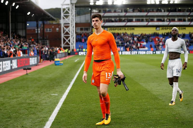 Big response   Courtois calls on Chelsea to bounce back against AS Roma: REUTERS