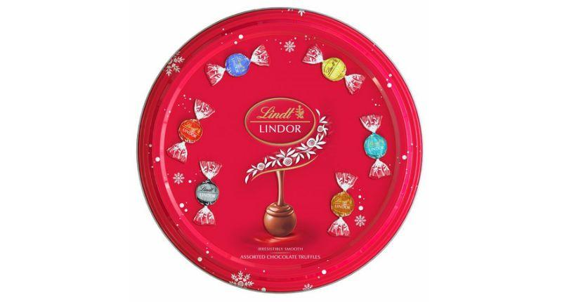 The Lindor Assorted Tin