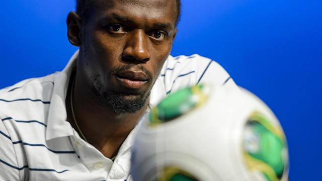 After retiring from athletics as one of the sport's greatest ever, Usain Bolt continues to set his sights on a professional football career.