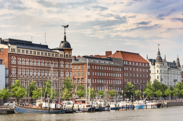 <p>No. 8: Helsinki, Finland<br>Cost of a date: $132.10<br>(Picture: Rex) </p>