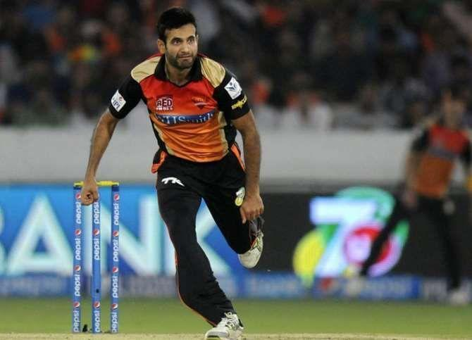 Irfan Pathan burst on to the scene as a young swing bowler