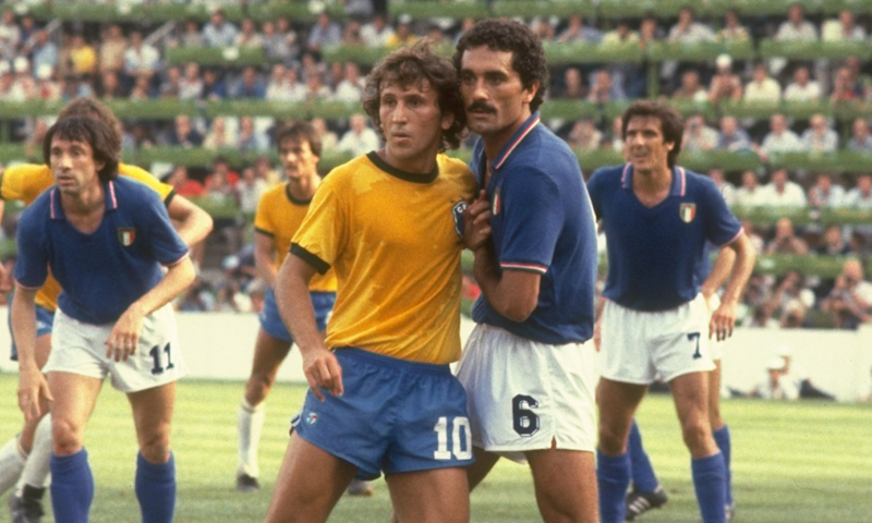 FIFA Rewind: Watch Italy versus Brazil from World Cup 1982 in full this Friday!