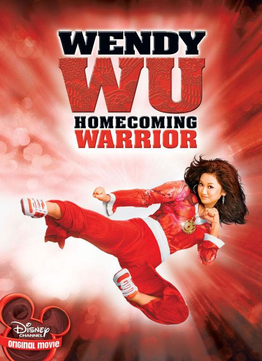 <p>Brenda Song (<i>Scandal</i>, <i>New Girl</i>) stars in this stirring action-dramedy about an ordinary California teen who discovers she's destined to save the world somehow… doesn't matter how. Teen stuff.<br /><br /><i>(Credit: Disney Channel)</i> </p>