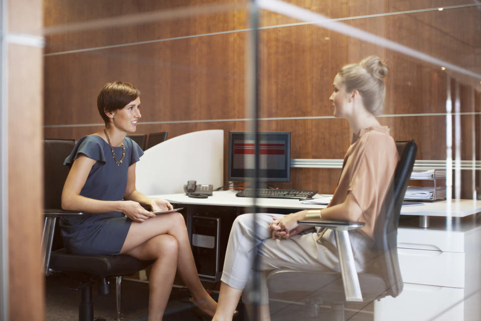 Both the hiring manager and the job applicant should prepare for the interview. <em>(Photo: Getty)</em>