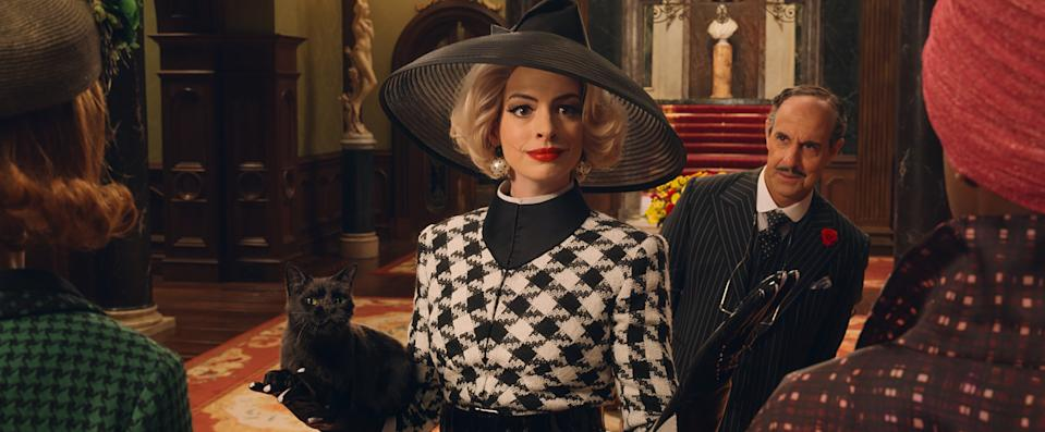 Anne Hathaway in The Witches. (Warner Bros.)