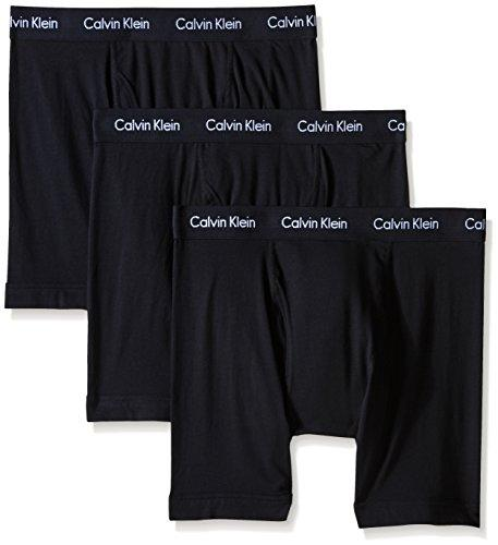 """<p><strong>Calvin Klein</strong></p><p>amazon.com</p><p><a href=""""https://www.amazon.com/dp/B00JQSZUUW?tag=syn-yahoo-20&ascsubtag=%5Bartid%7C2139.g.29089958%5Bsrc%7Cyahoo-us"""" target=""""_blank"""">BUY IT HERE</a></p><p><del>$42.50</del><strong><br>$24.99</strong></p><p>This pair from Calvin Klein is a happy medium for anyone who likes the length of boxers, but the fit of traditional briefs.</p>"""