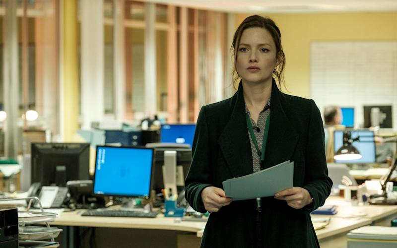 Holliday Grainger stars in a new BBC show which the actress has predicted will be as gripping as