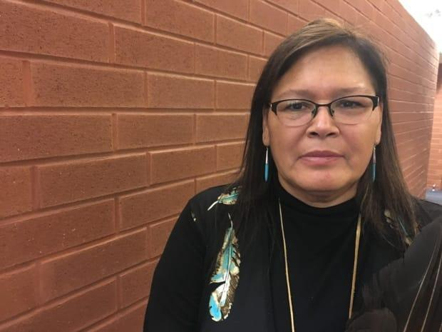 Viviane Michel, president of Quebec Native Women, is asking why complaints of police abuse lodged as early as 2016 have still not led to charges.