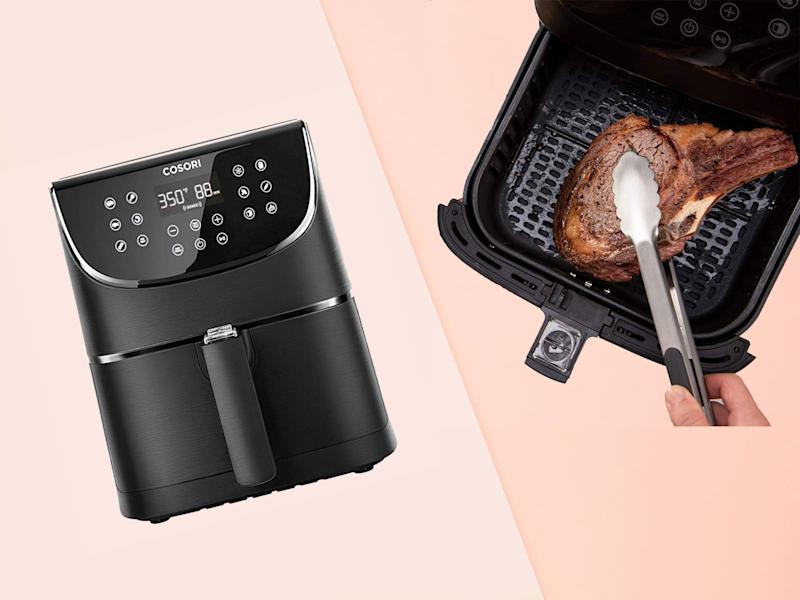 Amazon Just Slashed the Price of Its Super Popular Air Fryer—for One Day Only!