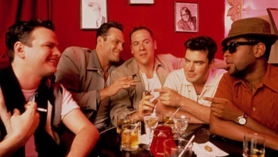 <p> An unconventional choice, but Doug Limans '90s cult hit is a carefree and quotable comedy that puts dating convention under the microscope. Its not the most romantic movie in the world, but anything that takes a sideways look at the whole dating scene is usually good for a laugh. </p>