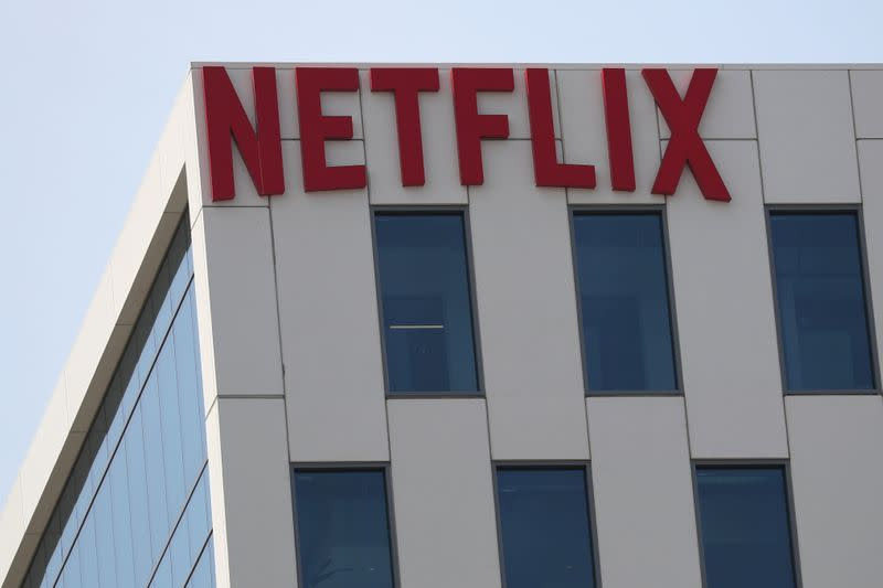 Graphic - For veteran Netflix shareholders, it's been a very good decade