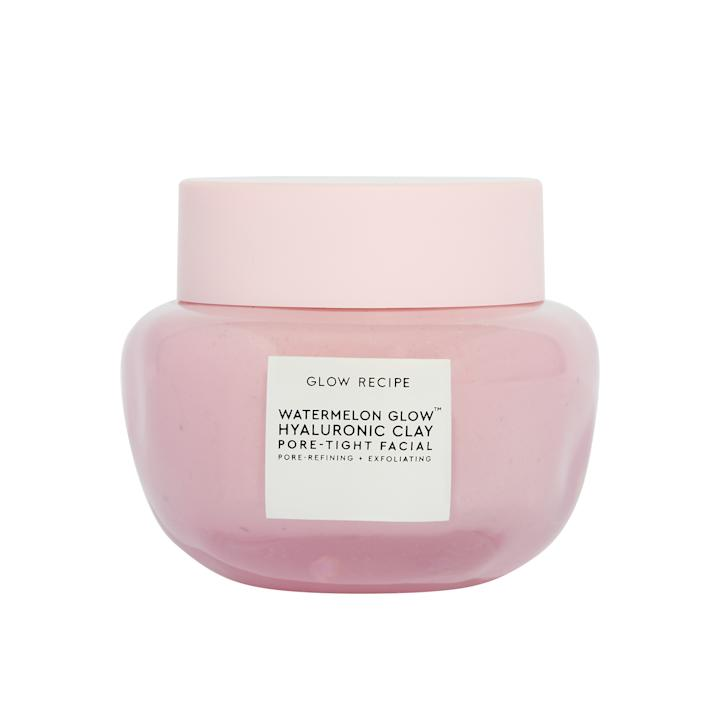 Glow Recipe Glow Hyaluronic Clay and Watermelon Skin Tight Face Mask