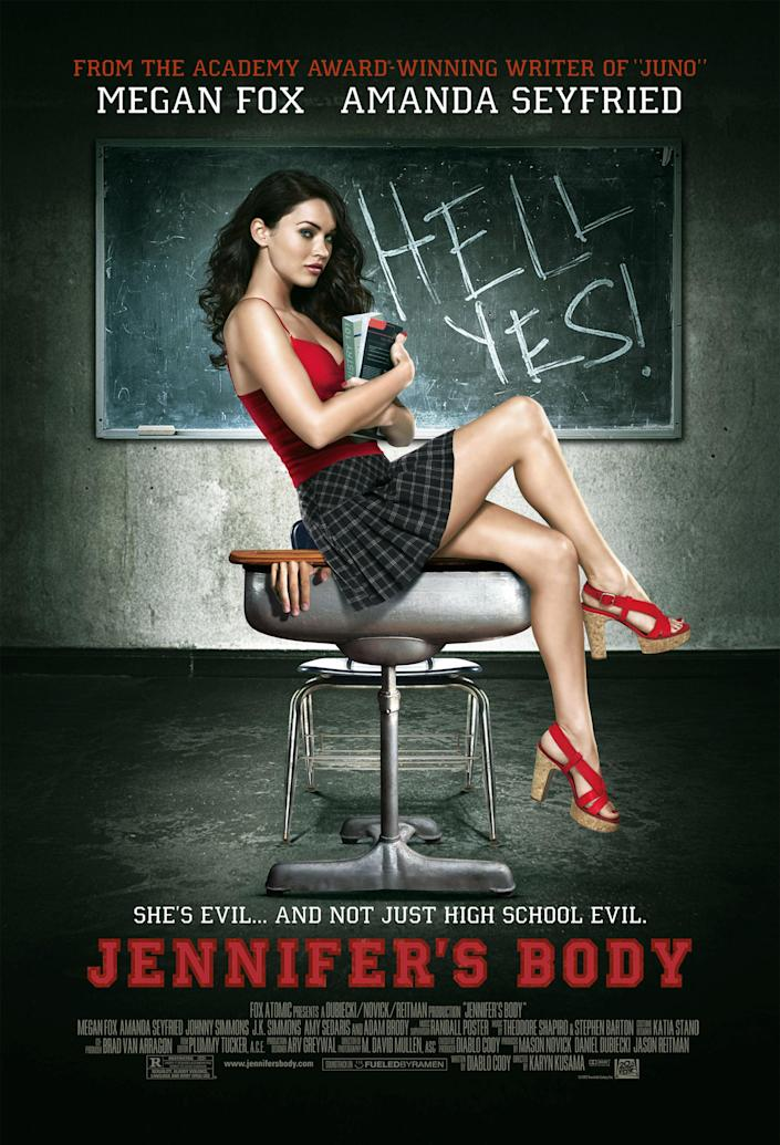 <p>Every scary movie based in a high school always included a plaid skirt moment.</p>