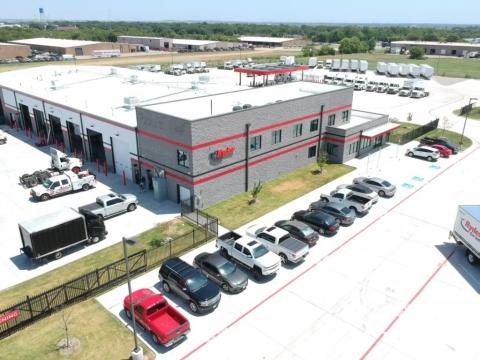 Ryder Opens New State-of-the-Art Maintenance Facility Near Fort Worth; Amid Rapid Market Growth