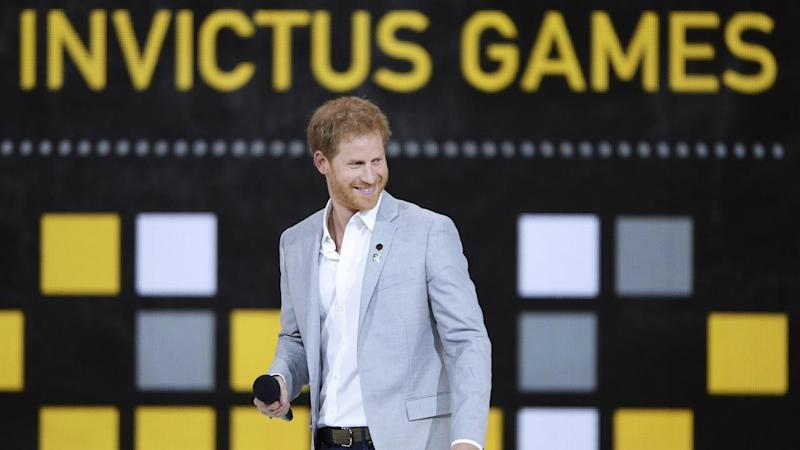The countdown has begun to Prince Harry's Invictus Games in Sydney this October.