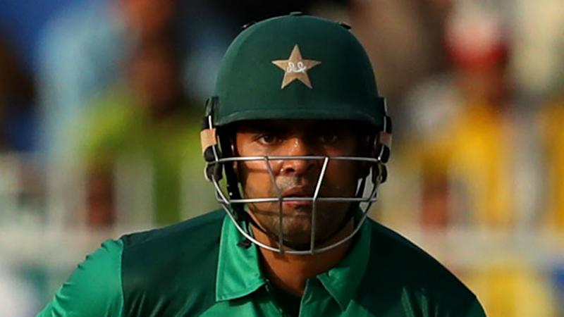 Judge revealed by PCB ahead of Umar Akmal's appeal over three-year cricket ban