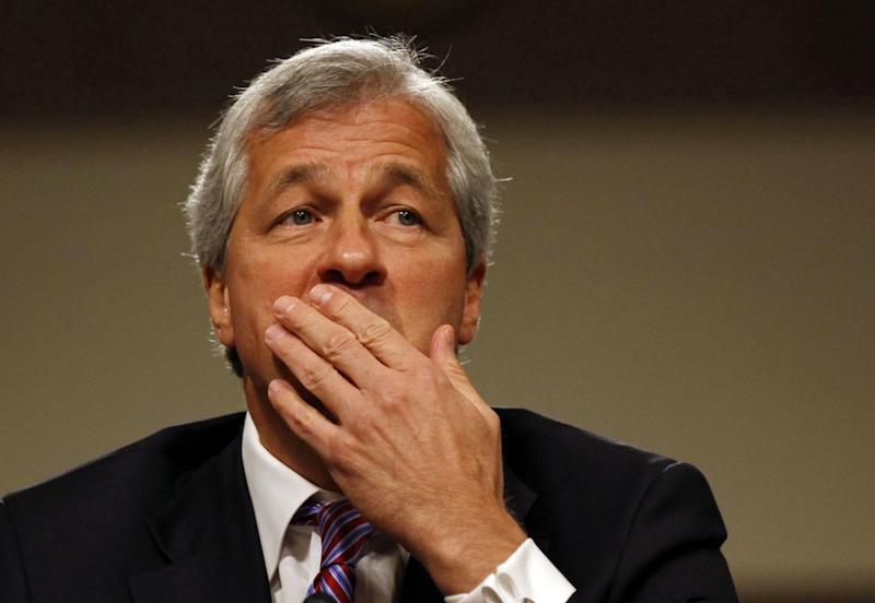JP Morgan Chase and Company CEO Jamie Dimon may have a controversy to deal with. | Source: REUTERS/Larry Downing