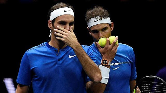 Latest twist in Federer and Nadal's game of No.1 chicken