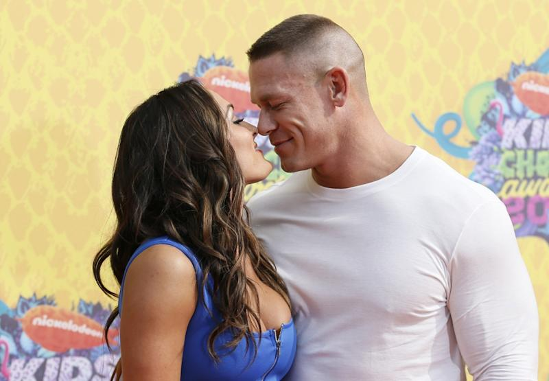John Cena-Nikki Bella engagement at WrestleMania: This is how the wrestler went down on his knees