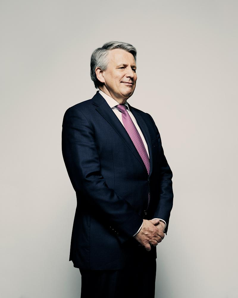 "Shell CEO Ben van Beurden says the energy industry must ""evolve"" 