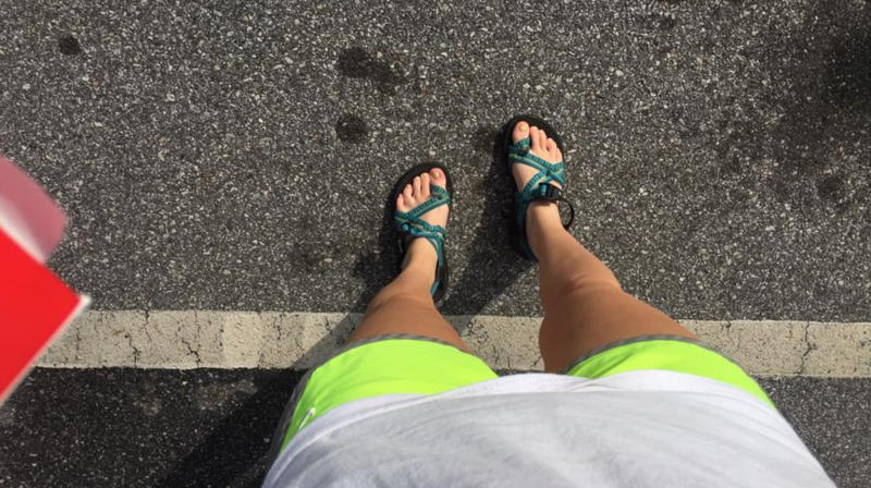a3d444a14a2 A teen wearing Chacos and Norts got kicked out of class
