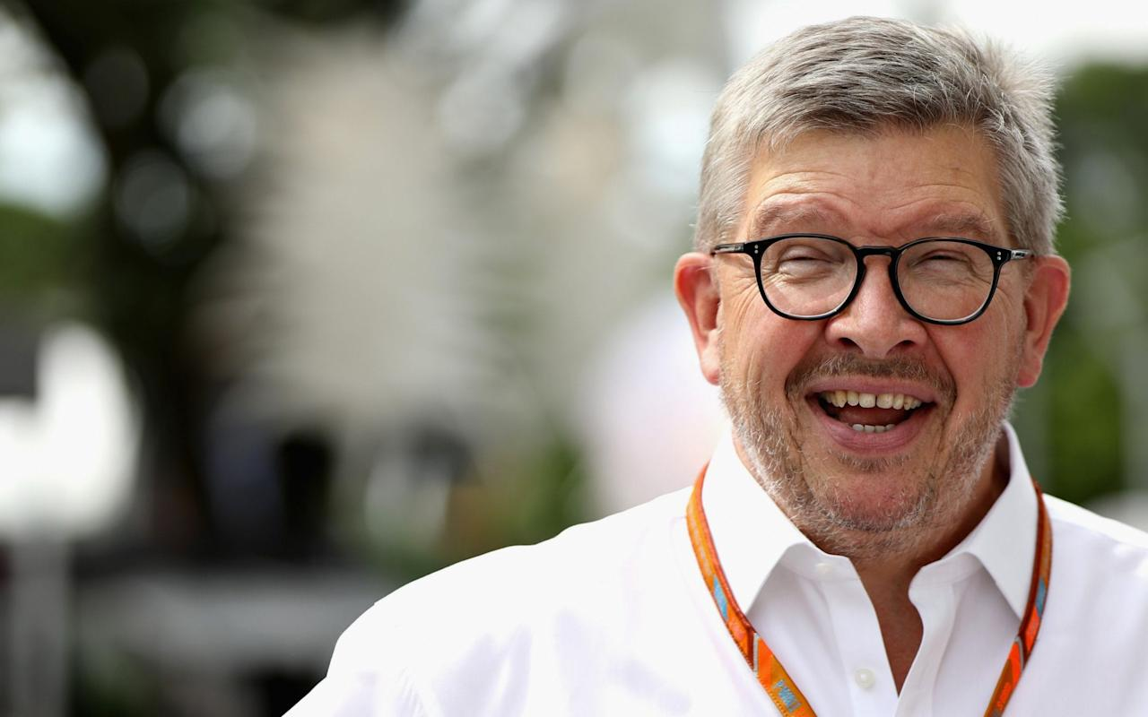 F1 chief Ross Brawn zooms into restaurant data start-up as he invests own cash